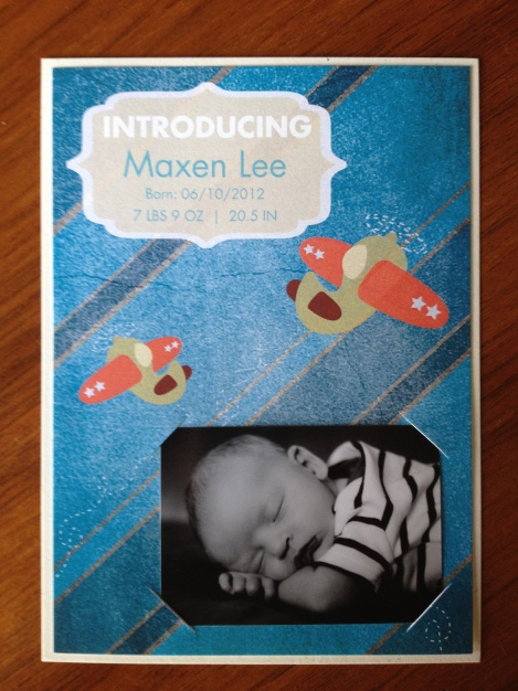 Introducing Maxen